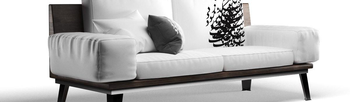 Persian modern style sofa FREE model