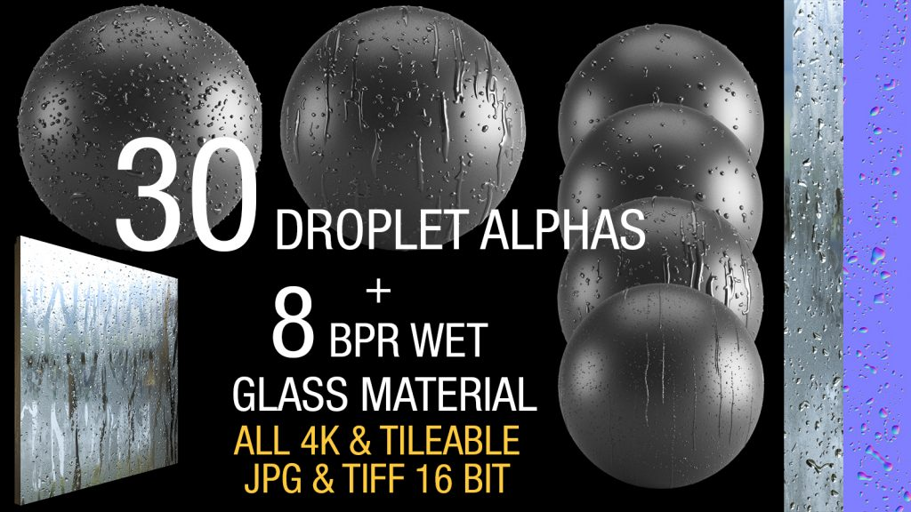 droplet alphas